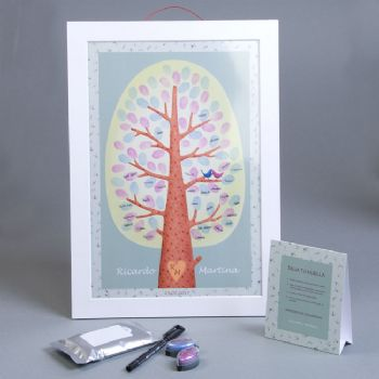 Fingerprint Tree Matrimonio 17905