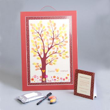 Fingerprint Tree Matrimonio 17906