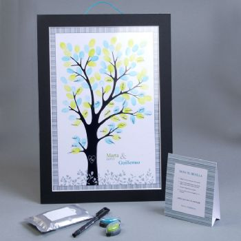 Fingerprint Tree Matrimonio 17907